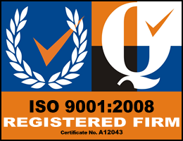 Online50 are accredited to the International Standard for managing quality systems.