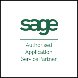 Online50 Are a Sage Authorised Application Service Partner