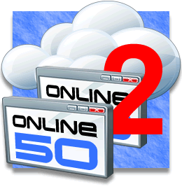 Online50's Screen to Screen tool provides secure interactive support