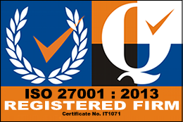 Online50 is accredited to ISO 27001, the international standard for the management of Information Security